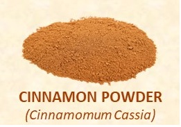 Cassia powder 1