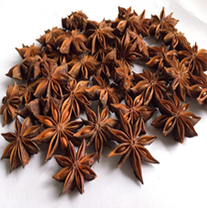 WHOLE STAR ANISE (SPRING/AUTUMN)